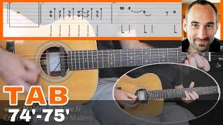 '74-'75 Guitar Tab