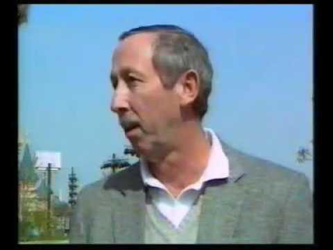 Roy E. Disney interview (at the opening of Disneyland Paris 1992)