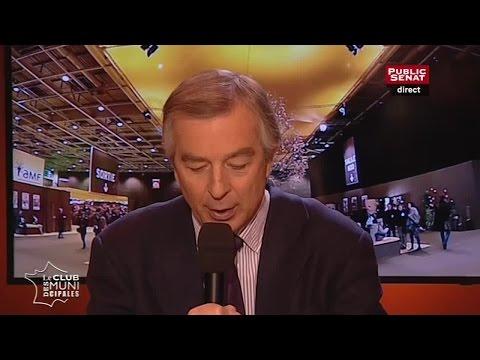 Au Congrès des Maires de France - Le club des municipales (23/11/2013)