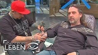 Der Tattoo-König von Las Vegas | Abenteuer Leben