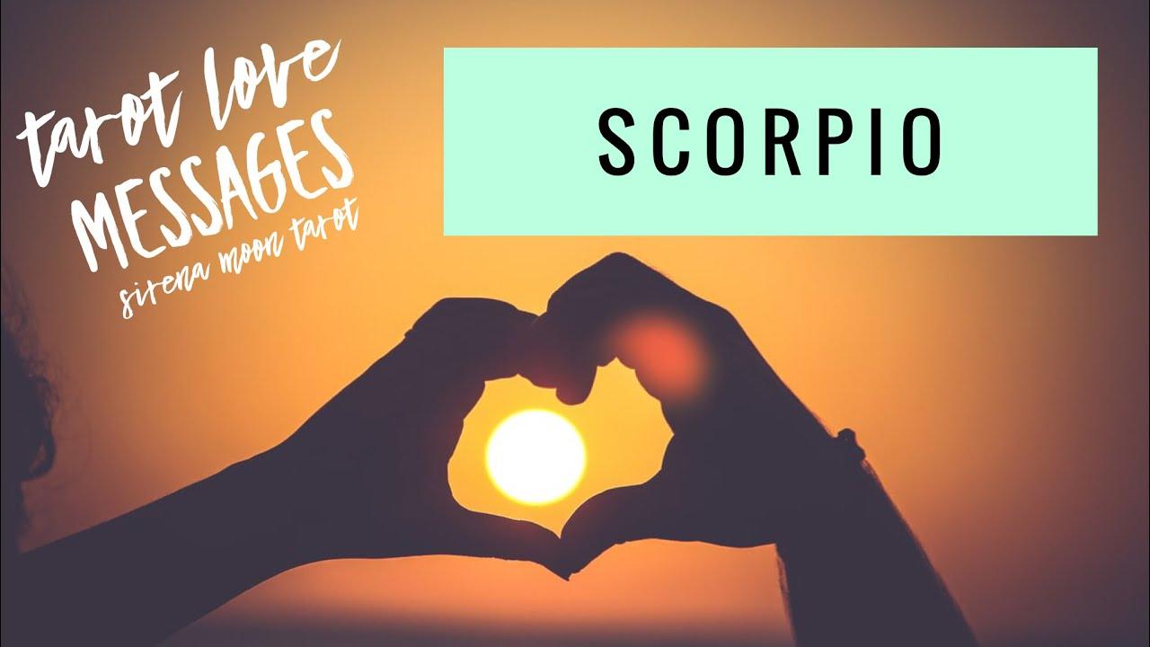 SCORPIO ♏️ AUGUST 2019 TAROT LOVE MESSAGES