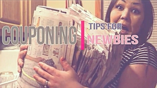 Tips For Coupon Newbies/Beginners!!