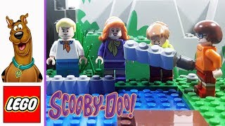 ALL LEGO Scooby Doo Brick Building Stop Motion Animation 2017