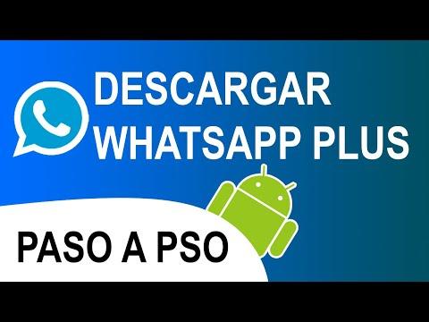 ✅ Descargar Whatsapp Plus en su Ultima Version en Android APK 2021 INSTALAR WHATSAPP PLUS 2021