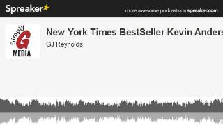 New York Times BestSeller Kevin Anderson (made with Spreaker)