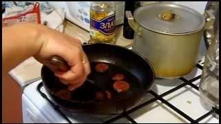 Жареные яйца приготовление от Ideikom