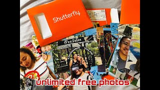 Free Photo Prints review on Shutterfly