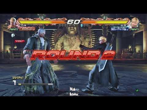 Blank vs. the World: Tekken 7 Ep. 3 - Keep It Together