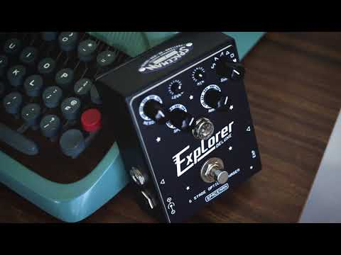 Spaceman Explorer Deluxe | 6 Stage Optical Phaser