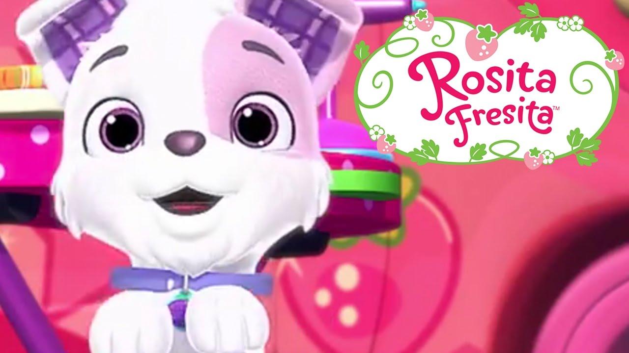 Rosita Fresita Compilacion Especial De Mascotas Hd Aventuras En Tutti Frutti Dibujos Animados