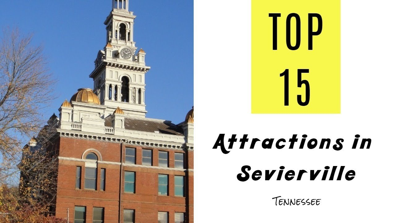 Sevierville tn attractions