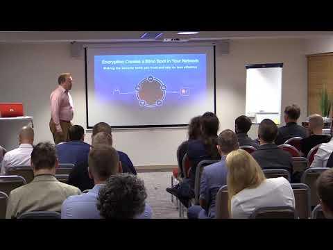 Security Day 2017 -  SSL Orchestrator and SSL/TLS Visibility    Timo Lohenoja (F5)