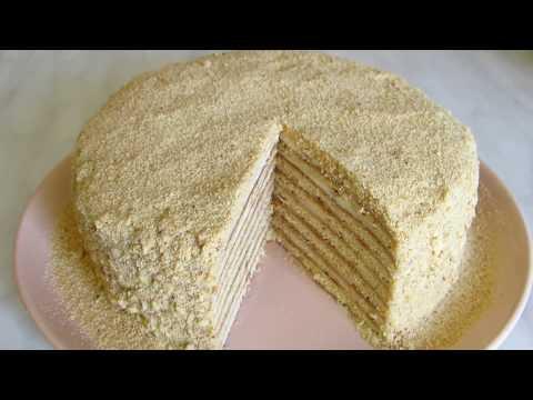 Торт МЕДОВИК 'ЛЕТО'