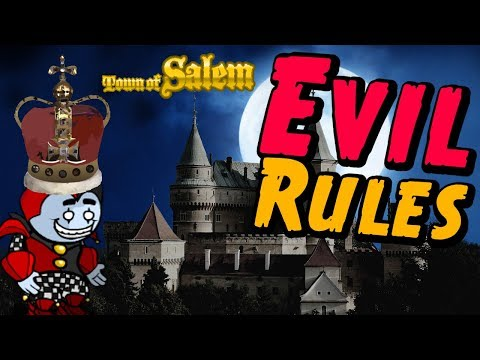 EVIL RULES | Town of Salem Coven Ranked Practice
