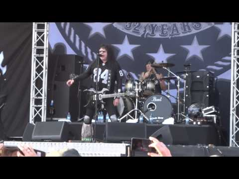 W.A.S.P. - The Torture Never Stops & The Real Me LIVE (BYH 2015)