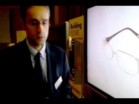 Sharp Roadshow 2012 - Intervista a Antonio Tamarazzo di Sharp