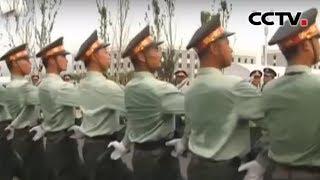 [北京 我们准备好了——阅兵训练场的故事] 陆军方队:承载光荣与梦想   CCTV