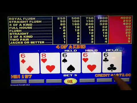 JOURNEY TO HANDPAY!! (Episode 5)Aug 2019 Triple Double Bonus/Bonus Deluxe Poker Draws