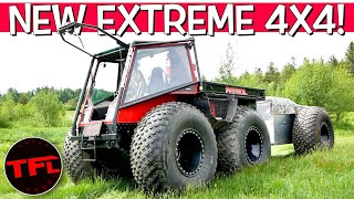 The ATAC-V Patrol is the Most Extreme Off-Roader You've Never Heard Of! - In-Depth Walkaround