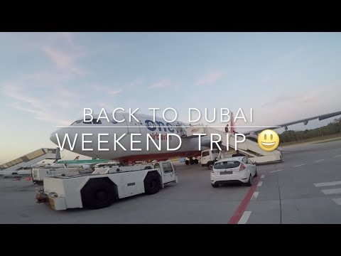 Weekend Trip to Dubai - FlyBoard, Ferrari, Saltbae :)