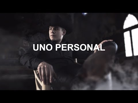 Chayin Rubio - Uno Personal [Video Lyric] Latin Power Music - Karaoke -