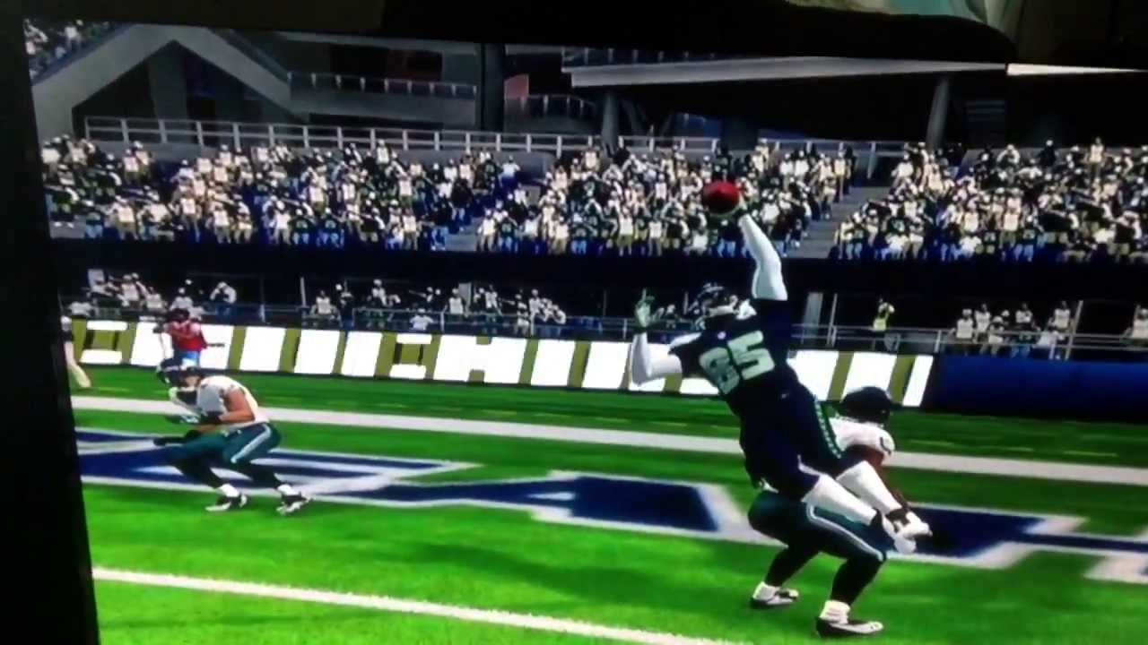 the best one handed catch ever in madden 25 eagles