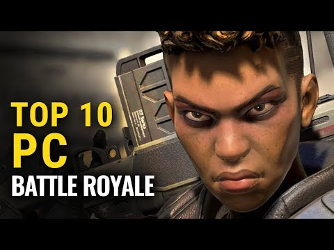 Top 10 FREE Battle Royale For PC Gamers | Whatoplay
