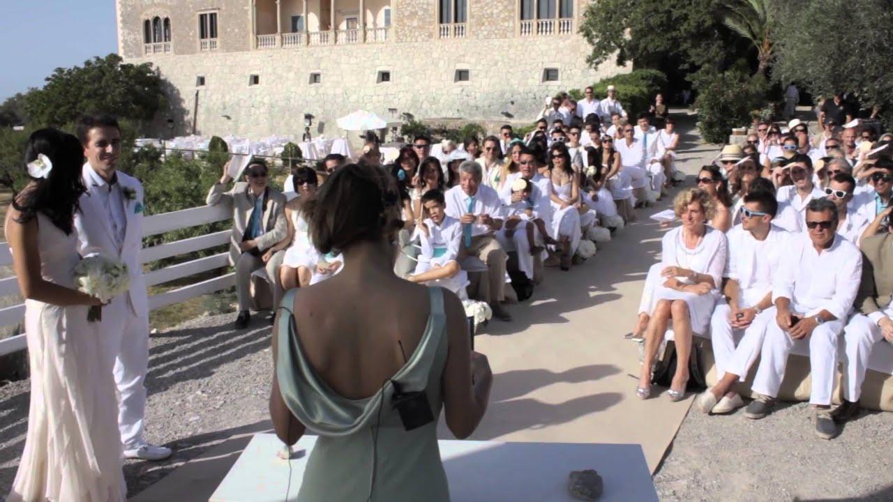 Claudia Nagyivan Hochzeitszeremonien Auf Mallorca Wedding