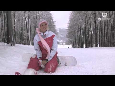 Skilift Zuckerfeld an der Wasserkuppe / Rhön (Reportage)