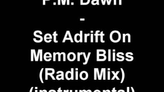 P M  Dawn   Set Adrift On Memory Bliss Radio Mix instrumental  RARE    YouTube