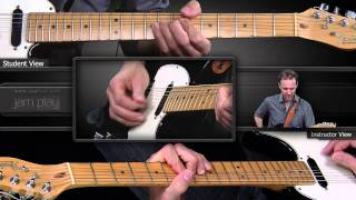 Style of Eric Clapton Free Guitar Lesson