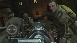Medal of Honor: Airborne - Husky Expert Difficulty Gameplay Walkthrough