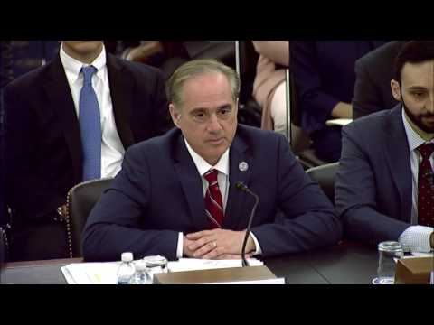 Sen. Moran Questions VA Secretary Shulkin on VA Choice Program