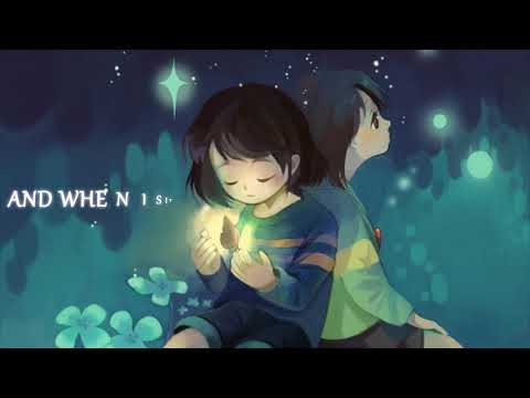 UNDERTALE AMV - Be Somebody