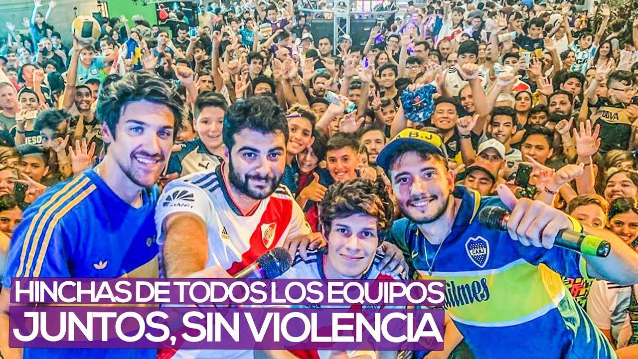 LOS DISPLICENTES vs FANS - Conectados BA | PES 2019