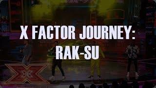 X FACTOR JOURNEY   THE WINNERS... RAK-SU!