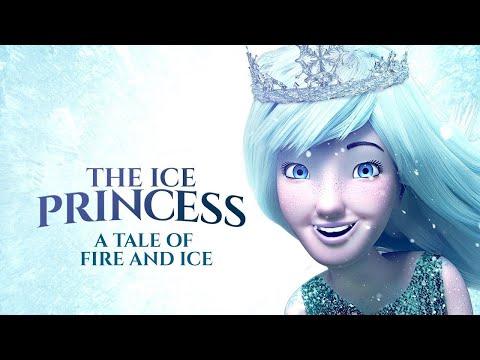 Ледяная принцесса Лилия Анимация/Ice Princess Lily animation