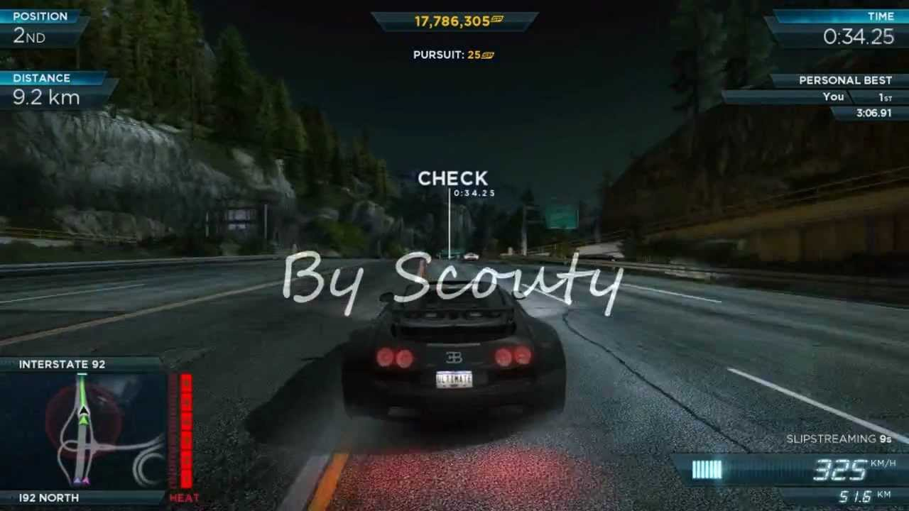 gameplay need for speed most wanted 2012 beating venom gt spyder gtx550 ti q6. Black Bedroom Furniture Sets. Home Design Ideas