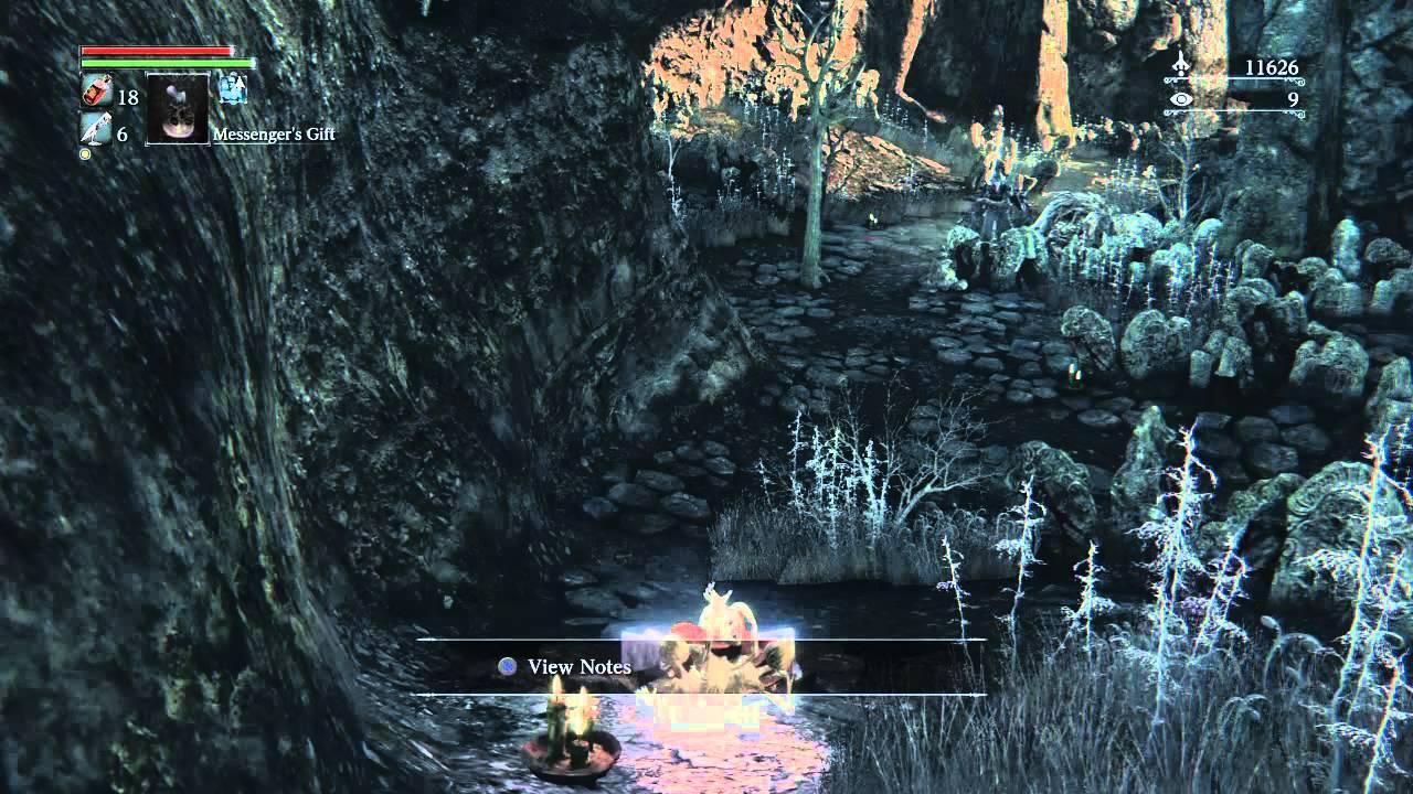 Bloodborne PVP - Invader's/Ganker's Ultimate Troll tool Messengers ...