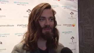 MindGamers: Exclusive Interview with Tom Payne - Movie Premiere