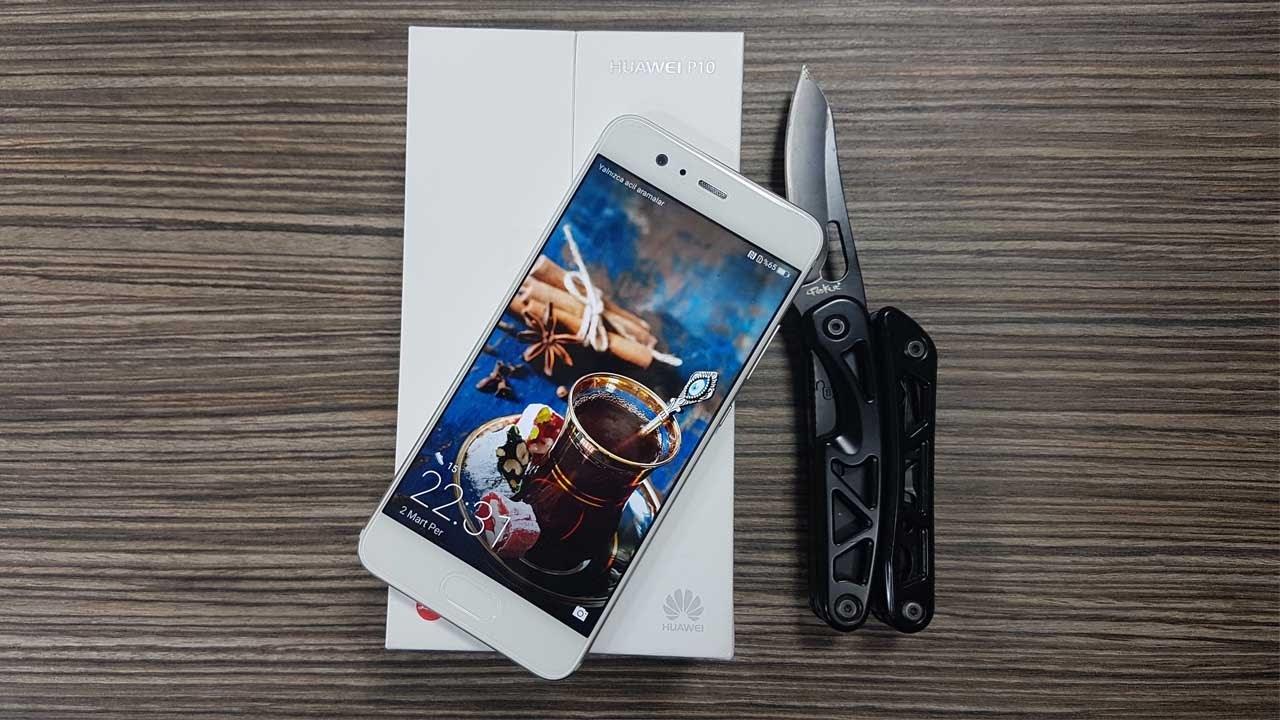 Huawei P10 kutusundan çıkıyor! - MWC'den eli boş dönmedik
