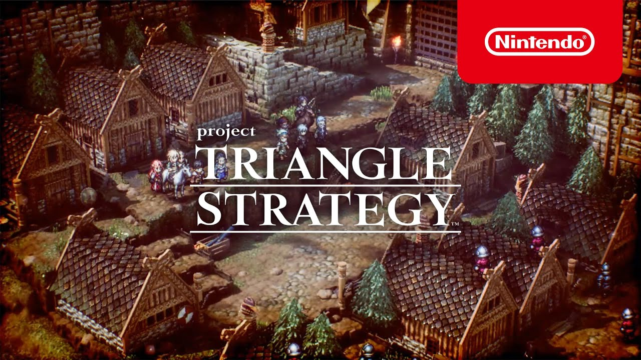 Project TRIANGLE STRATEGY – Try it for free! (Nintendo Switch) - YouTube