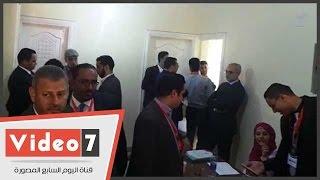 بالفيديو.. بدء انتخابات رئاسة حزب الوسط.. وأبو العلا ماضى المرشح الوحيد0G