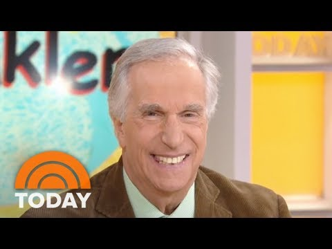 Henry Winkler On His Inspiring Character 'Hank Zipzer' For Kids Suffering From Dyslexia | TODAY