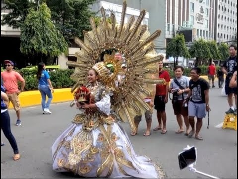 Sinulog Festival 2018 Parade of Participants Cebu City Philippines ✅