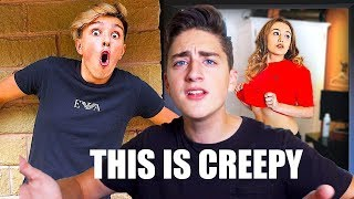 Download This Dude Could Be In Your House Right Now (Morgz Reaction) Mp3 and Videos