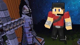 Minecraft фильм:Космический Вирус(серия 1/3)