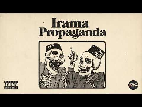 Spooky Wet Dreams - Irama Propaganda (Official Audio)