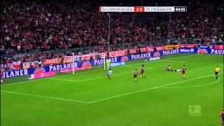 Bayern Munich vs. Paderborn 07