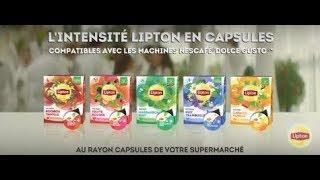 Les capsules de thés et infusion Lipton compatibles Nescafé® Dolce Gusto® | Lipton